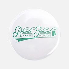 """Rhode Island State of Mine 3.5"""" Button"""
