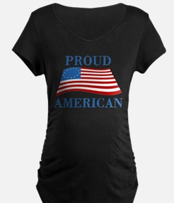 Proud American Patriotic T-Shirt