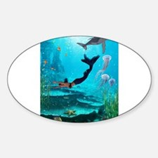Best Seller Merrow Mermaid Decal