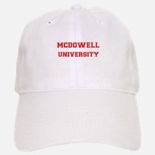 MCDOWELL UNIVERSITY Baseball Baseball Cap