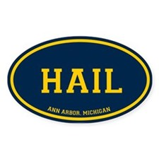 HAIL Decal