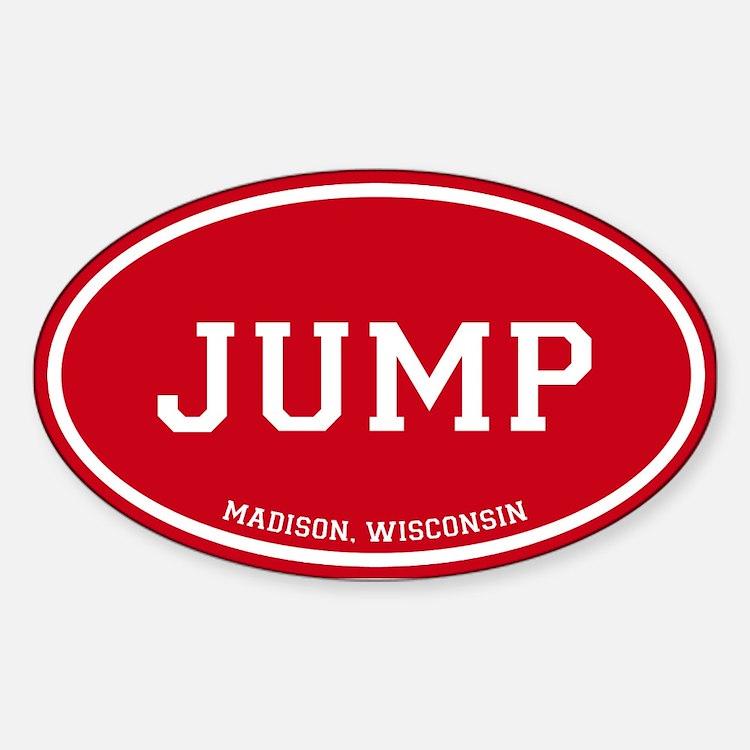 JUMP Decal