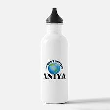 World's Hottest Aniya Water Bottle