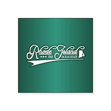 Rhode Island State of Mine Sticker