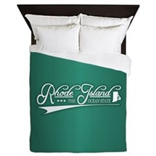Rhode Island State of Mine Queen Duvet