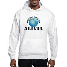 World's Hottest Alivia Hoodie