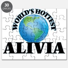 World's Hottest Alivia Puzzle