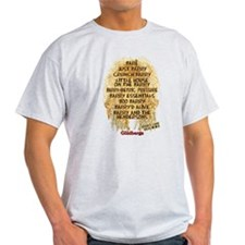 The Goldbergs Barry Band Names T-Shirt