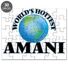 World's Hottest Amani Puzzle