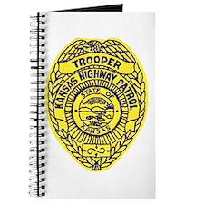 Kansas Highway Patrol Journal