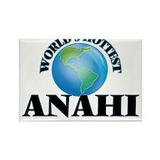World's Hottest Anahi Magnets