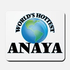 World's Hottest Anaya Mousepad