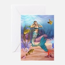 Best Seller Merrow Mermaid Greeting Cards