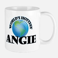 World's Hottest Angie Mugs