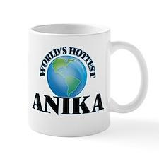 World's Hottest Anika Mugs