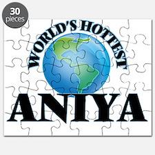 World's Hottest Aniya Puzzle