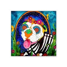 Roxy the Bulldog Sticker