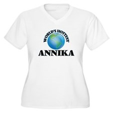 World's Hottest Annika Plus Size T-Shirt