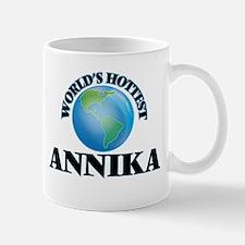 World's Hottest Annika Mugs