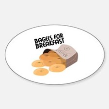 Breakfast Bagels Decal