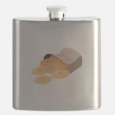 Bagel Bag Flask