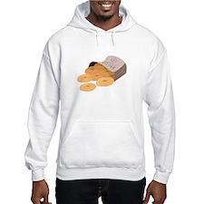 Bagel Bag Hoodie
