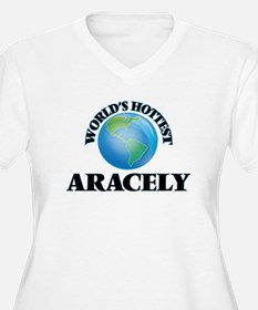 World's Hottest Aracely Plus Size T-Shirt