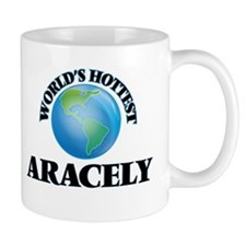 World's Hottest Aracely Mugs