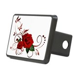 Red rose Rectangle