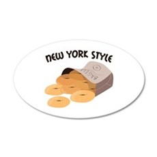 New York Style Wall Decal