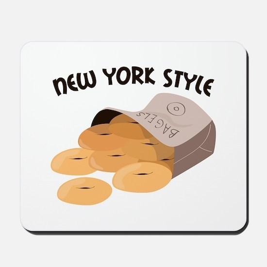 New York Style Mousepad