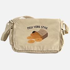 New York Style Messenger Bag