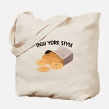 New York Style Tote Bag