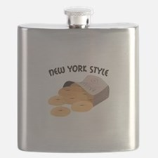 New York Style Flask
