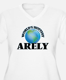 World's Hottest Arely Plus Size T-Shirt