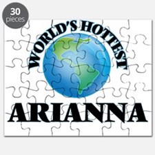 World's Hottest Arianna Puzzle