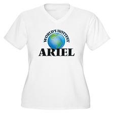 World's Hottest Ariel Plus Size T-Shirt