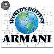 World's Hottest Armani Puzzle
