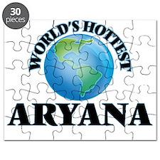 World's Hottest Aryana Puzzle