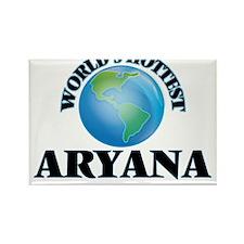 World's Hottest Aryana Magnets