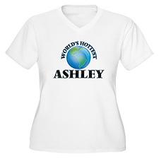 World's Hottest Ashley Plus Size T-Shirt
