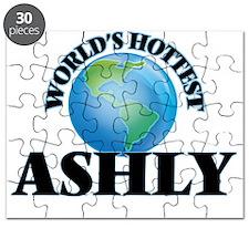 World's Hottest Ashly Puzzle