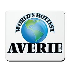 World's Hottest Averie Mousepad