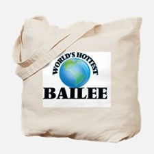 World's Hottest Bailee Tote Bag