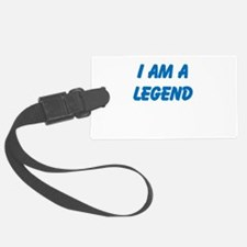 i am a legend Luggage Tag