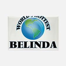 World's Hottest Belinda Magnets
