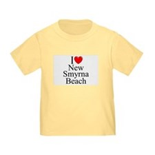 """I Love New Smyrna Beach"" T"