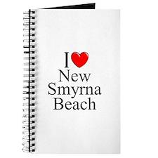"""I Love New Smyrna Beach"" Journal"