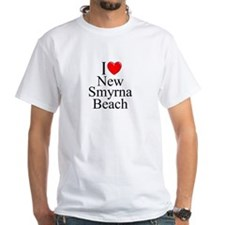 """I Love New Smyrna Beach"" Shirt"
