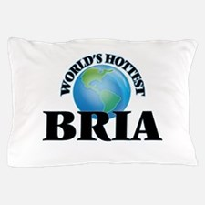 World's Hottest Bria Pillow Case